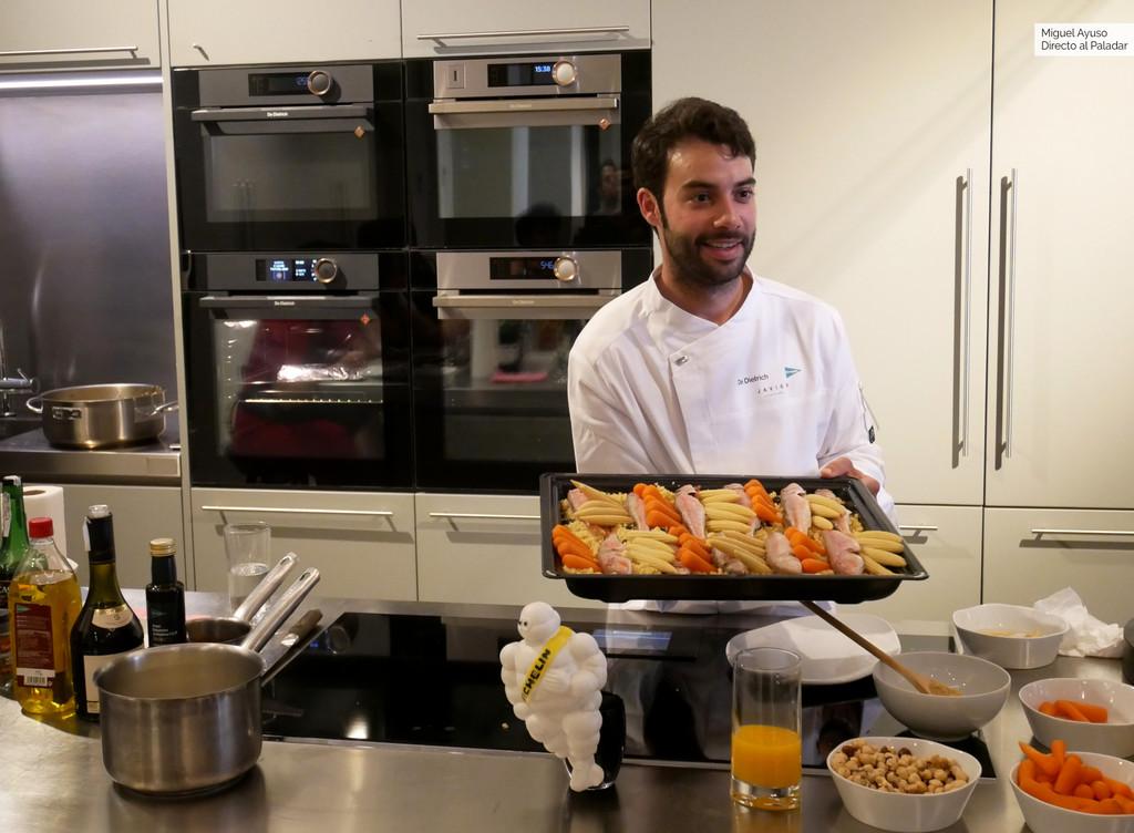 Tres recetas para sacar el máximo partido a los nuevos hornos con vapor y baja temperatura