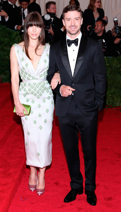 Pues que no nos extrañe que Jessica Biel llame a la cigüeña en 2014