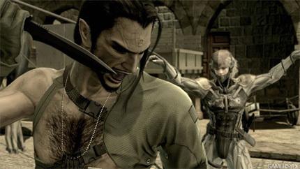 Unas cuantas imágenes nuevas de 'Metal Gear Solid 4'