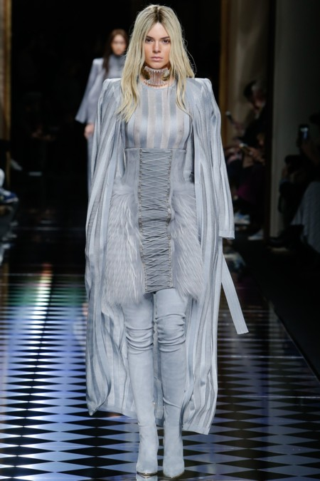 Balmain Long Coat