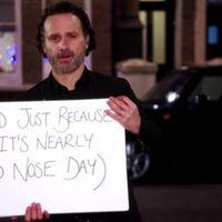 Teaser de la secuela de 'Love Actually' con Andrew Lincoln y sus románticos carteles - la imagen de la semana
