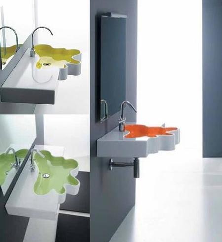 lavabos somos de colores