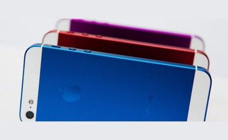 El color podría llegar al próximo iPhone