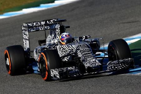 Infiniti Red Bull Racing nos deja ver su monoplaza RB11