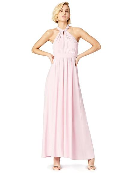 Vestido Rosa Amazon
