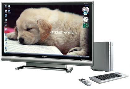 Nuevos televisores Internet Aquos de Sharp
