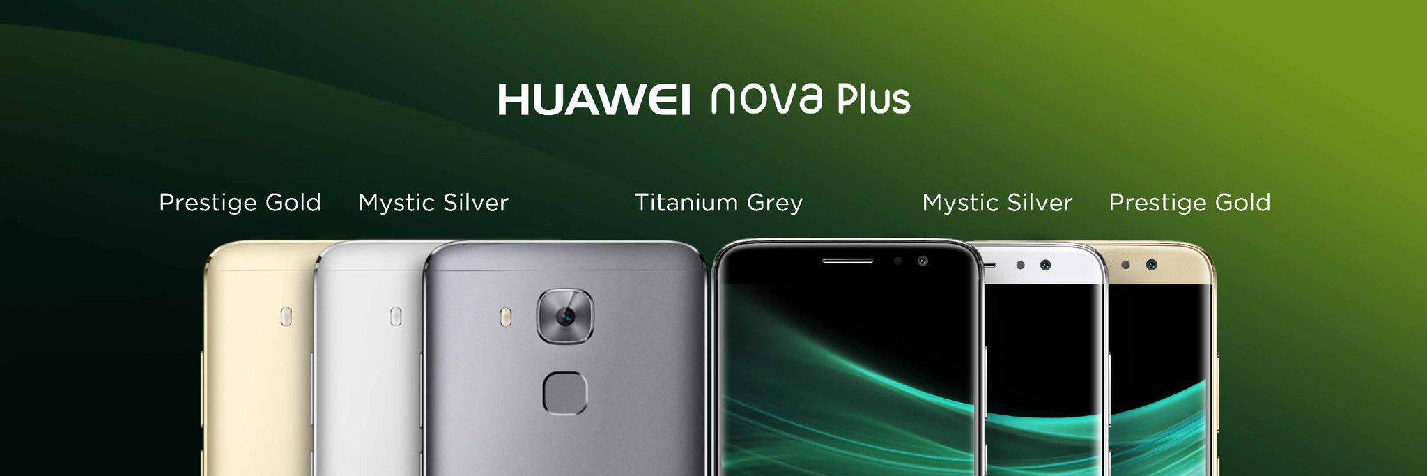 Foto de Huawei Nova y Nova Plus (4/4)