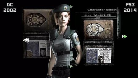 Otro video comparativo de Resident Evil HD Remaster