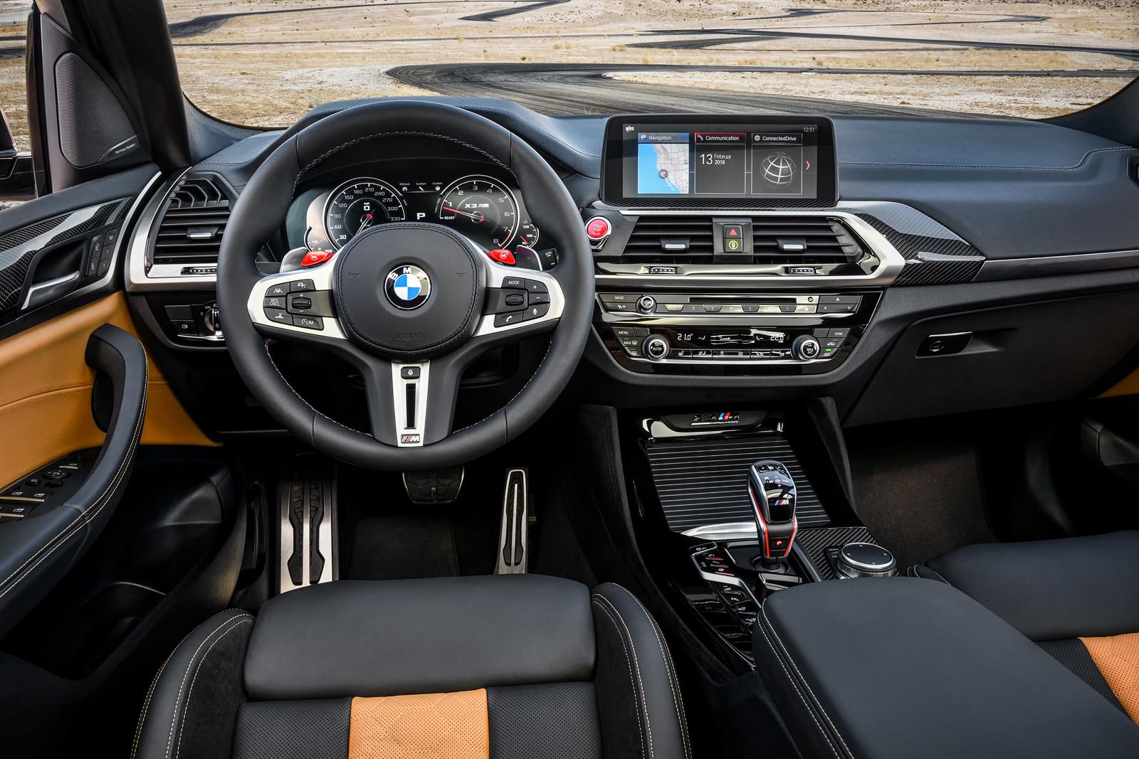 Foto de BMW X3 M 2020 (Presentación) (37/80)