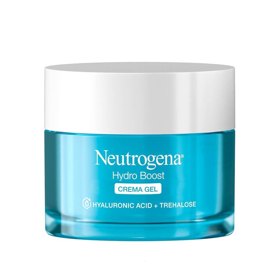 Neutrogena Hydro Boost Gel de Agua, Pieles Normales y Mixtas, Hidratación Duradera No Grasa