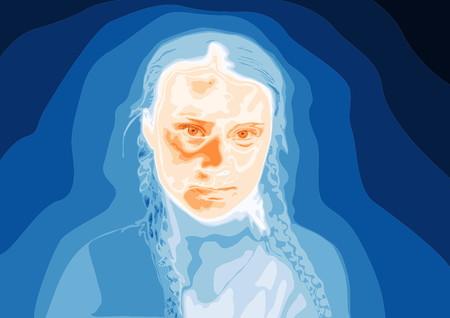 Una campaña de malware usa a Greta Thunberg como gancho para difundirse