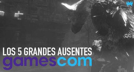 Los cinco grandes ausentes de la GamesCom 2012