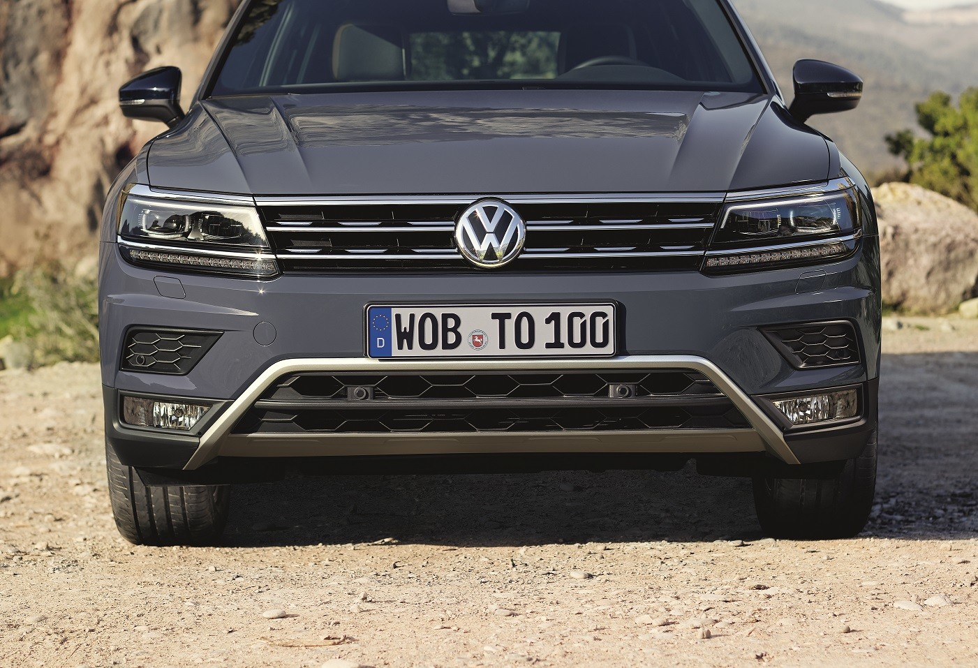 Foto de Volkswagen Tiguan Offroad 2019 (5/5)