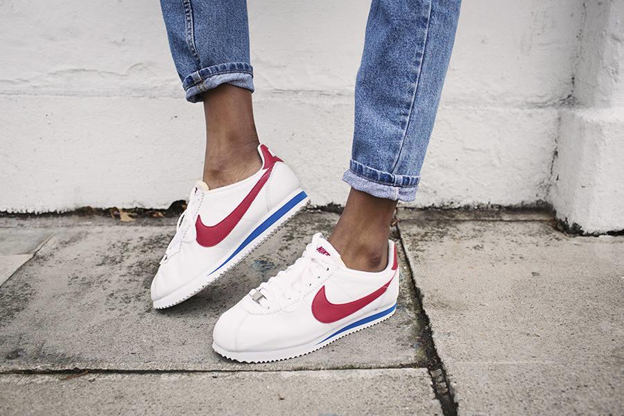 reputable site 177d5 28c44 Cortez, el modelo de Nike que se ha vuelto viral