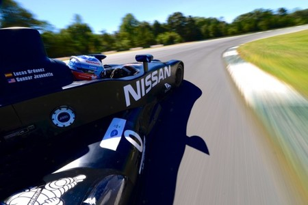 Lucas Ordóñez ya rodó en Petit Le Mans con el DeltaWing