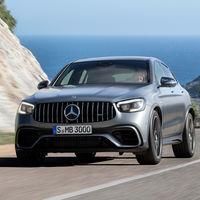 Mercedes-AMG GLC 63 4MATIC+ 2019: el SUV más rápido de Nürburgring se actualiza a golpe de tecnología