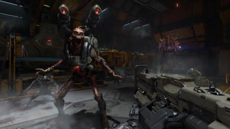 Bethesda muestra lo que podremos hacer en la alfa de DOOM en este gameplay