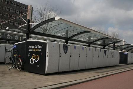 Alquiler de bicicletas OV-Fiets
