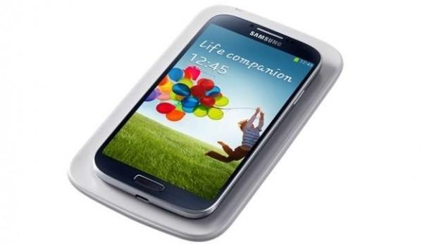 Galaxy S4 carga inalámbrica