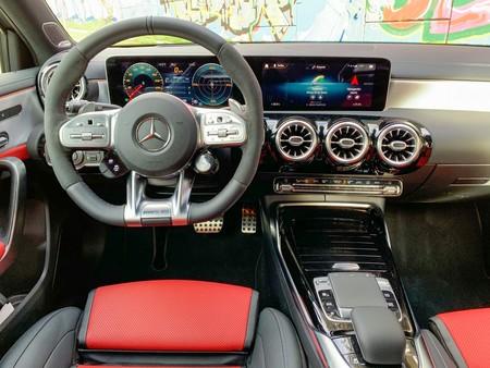 Mercedes-AMG A45 S interior