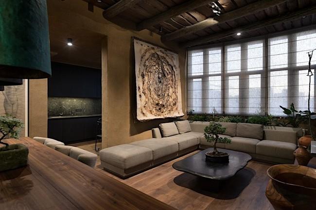 Sergey Makhno Architects Kiev Ukraine Wabi Sabi Interior Design Residential 03