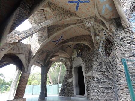 Cripta Colonial Guell