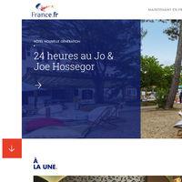 Francia se enfrenta a una demanda por apoderarse del dominio France.com, registrado hace más de 20 años