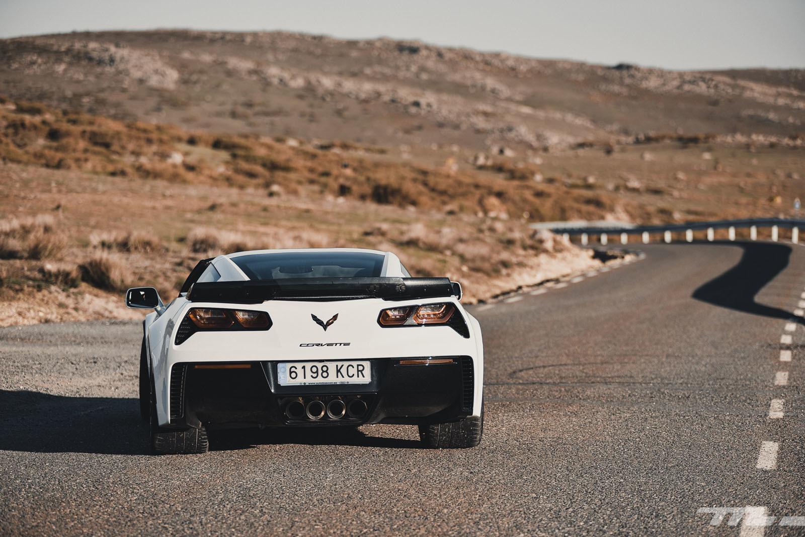 Foto de Corvette Z06 Competition (prueba) (10/27)