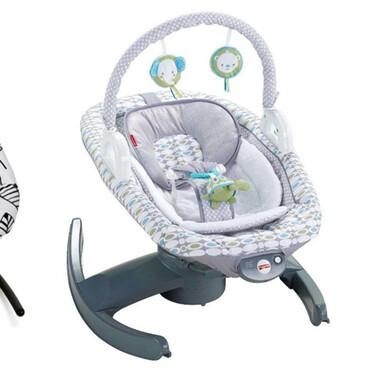 Fisher-Price retira dos columpios para bebés tras la muerte de cuatro niños en Estados Unidos