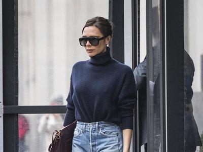 Este es el sencillo (pero efectivo) look de Victoria Beckham que tú también vas a querer llevar