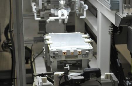 Fabricacion Nissan Leaf 650 23