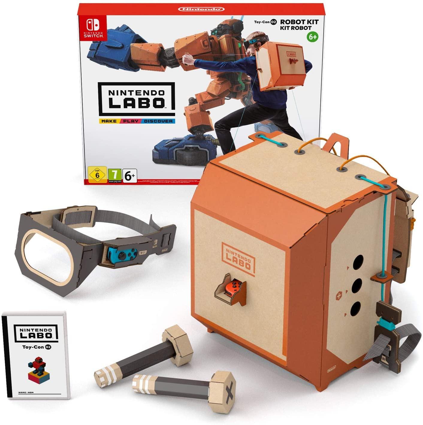 Nintendo LABO Robot Set