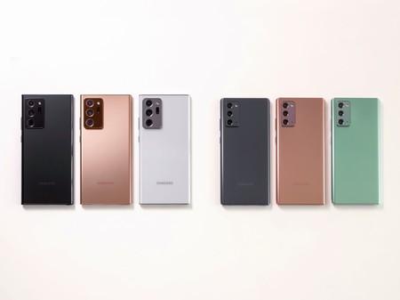 Samsung Galaxy Note 20 y Galaxy Note 20 Ultra, precio y lanzamiento oficial en México