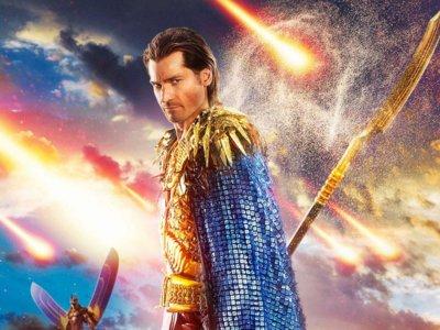 'Dioses de Egipto', llamativos carteles de la superproducción mitológica de Alex Proyas
