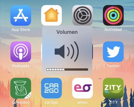 Un rumor (o un deseo) afirma que iOS 13 cambiará el HUD del volumen a uno más discreto