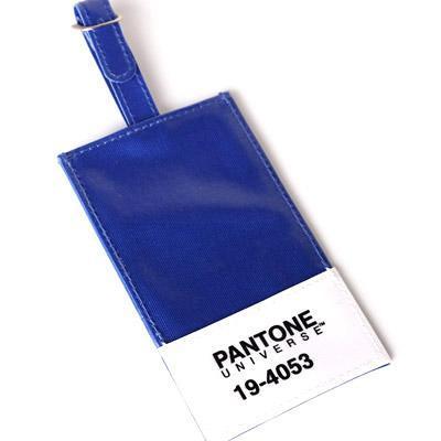 Etiqueta Pantone