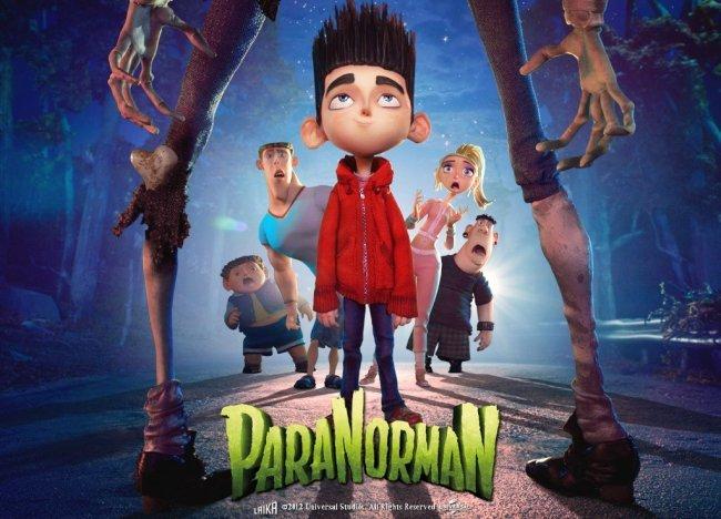 El cartel de El Alucinante Mundo de Norman