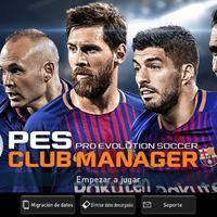 PES Card Collection y Club Manager 18: así son los nuevos juegos de gestión futbolística de Konami