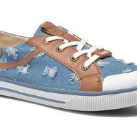 c0e2a6d6050f1 Aprovecha el 50% de descuento para comprar estas zapatillas para niño  unisex Levi s Goalkin por