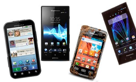 Smartphones Waterproof