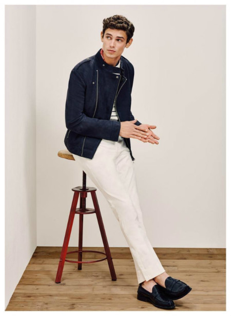 Tommy Hilfiger Tailored 2016 Spring Summer Look Book 005
