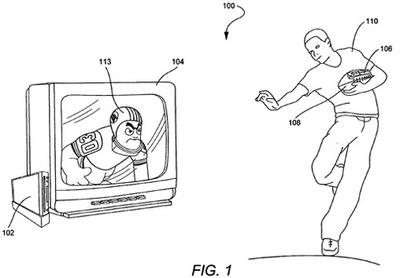 La nueva patente de Nintendo es... un balón de fútbol americano