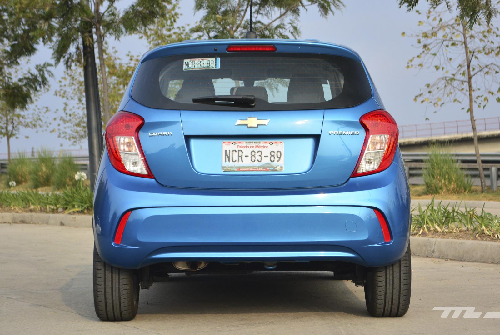 Foto de Chevrolet Spark 2019 (prueba) (5/22)