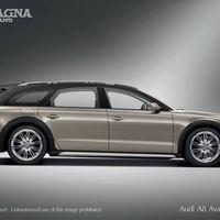 Una empresa italiana quiere crear la versión station wagon del Audi A8