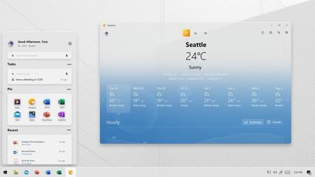 Este desarrollador nos muestra un concepto para una renovada Barra de tareas en Windows 10 que luce así de bien