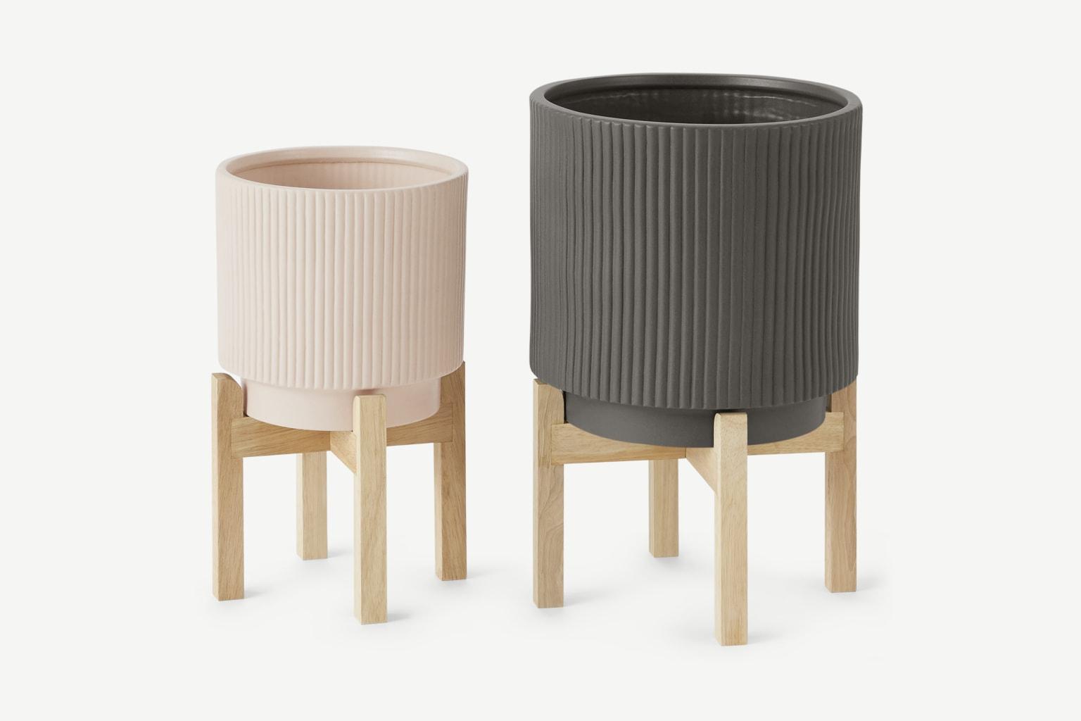Set de dos cerámicas