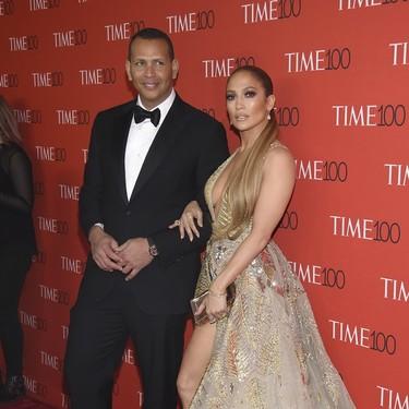 Lo mejor de la alfombra roja de los 100 más influyentes (Con Jennifer Lopez liándola otra vez)