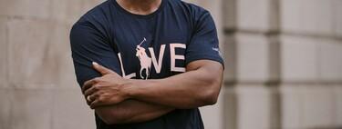 Ralph Lauren tiñe de rosa una colección de camisetas para sumarse a la lucha contra el cáncer de mama