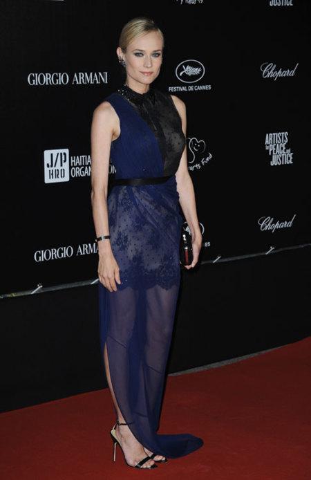 Diane Kruger en Cannes 2012