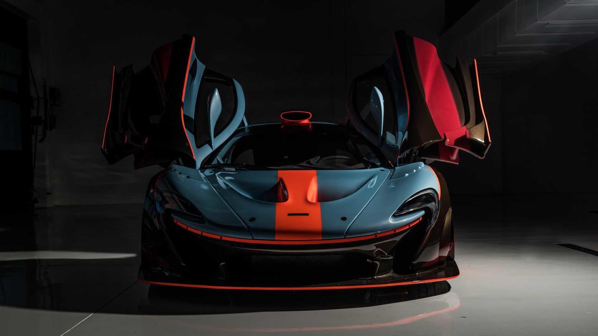 Foto de McLaren P1 GTR-18 preparado por Lanzante (23/32)